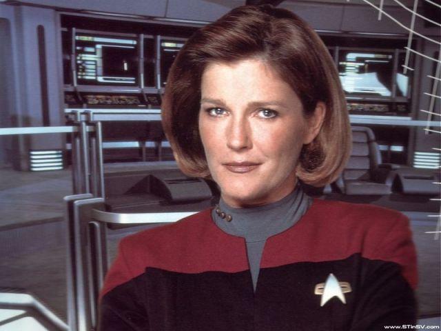 Kapetanica Kathryn Janeway