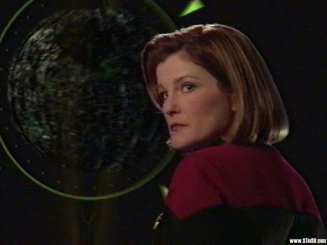 Kapetanica Janeway u ugodnom drustvu